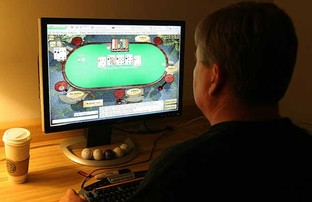 Have online gambling problem of a gambling addiction