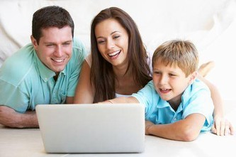 Computer monitoring for parents